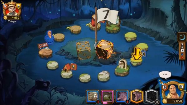 jumanji the mobile game tips