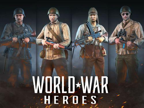 world war heroes tips