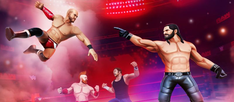 wwe mayhem cheats