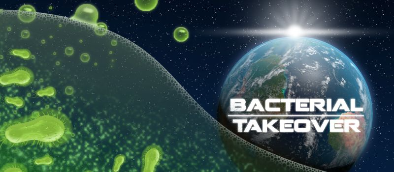 bacterial takeover cheats