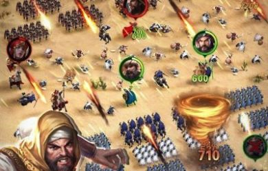 conquerors clash of crowns strategies
