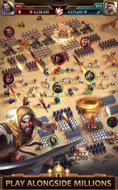 conquerors clash of crowns strategies