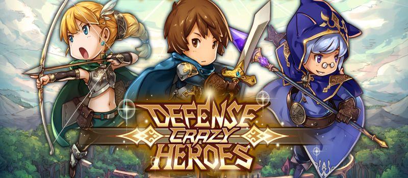 crazy defense heroes tips