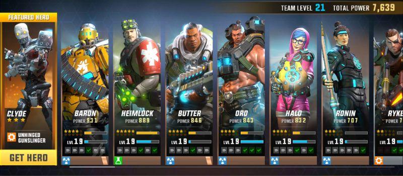 hero hunters guide