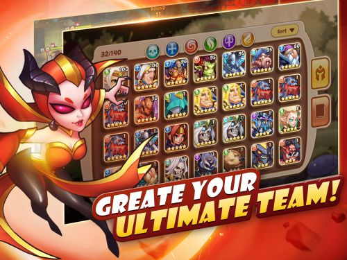 Idle Heroes (iOS) Ultimate Guide: 14 Tips, Cheats & Hints You Should
