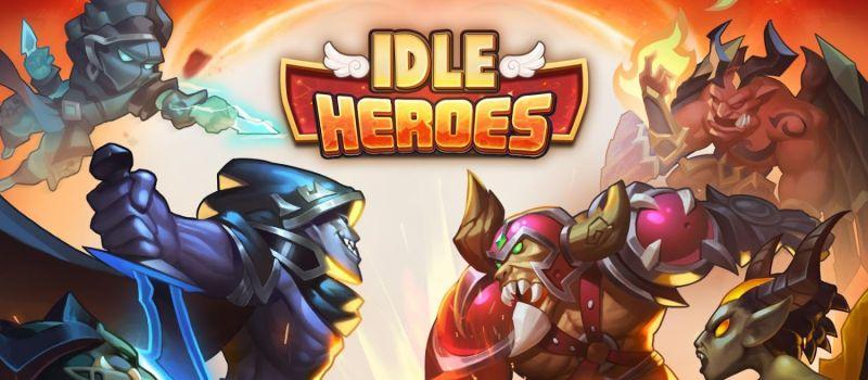 idle heroes tips