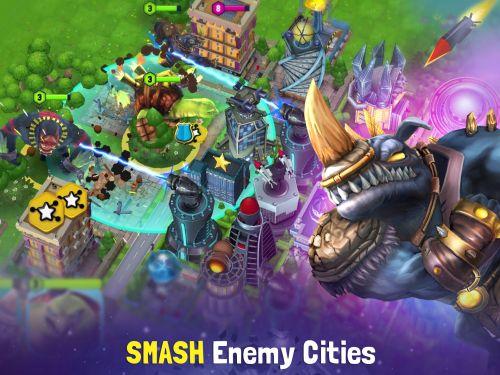 monstrocity rampage guide