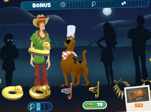 Image result for Scooby-Doo Mystery Cases game pic