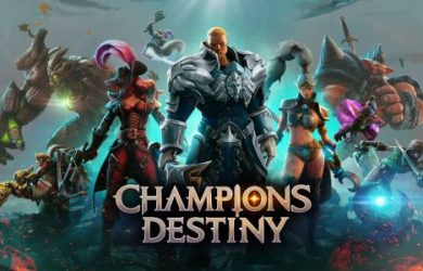 champions destiny guide