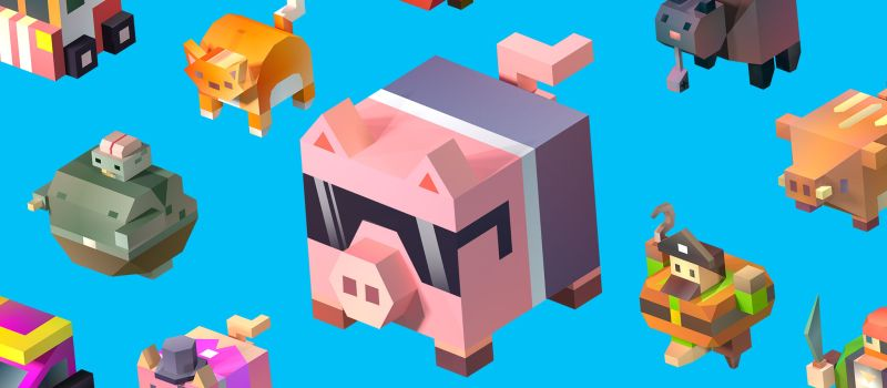 piggy pile high score