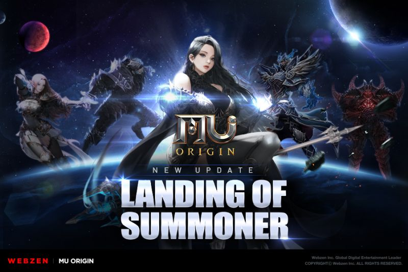 mu origin summoner update
