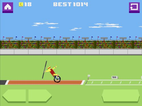 unicycle hero high score