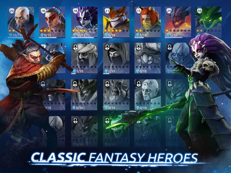 age of magic heroes