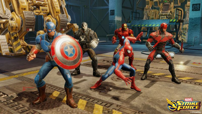 marvel strike force daily missions