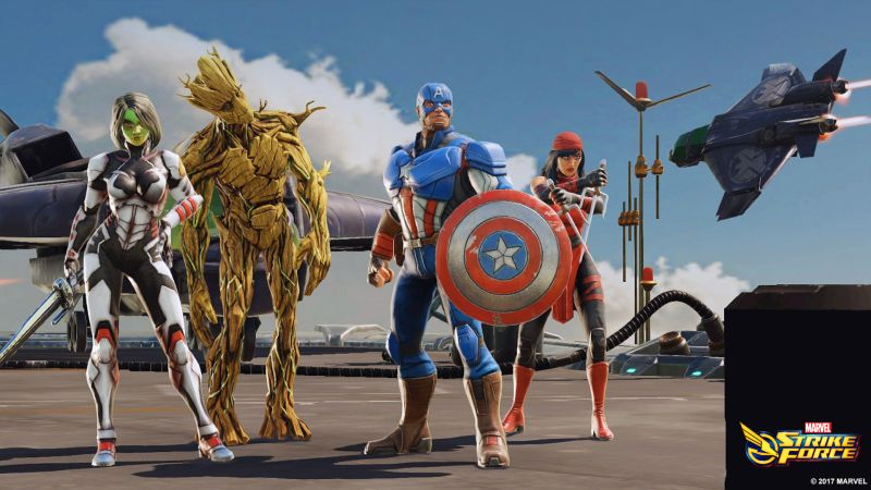 how to collect more heroes in marvel strike force