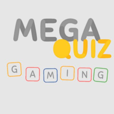 mega quiz gaming 2k18 answers