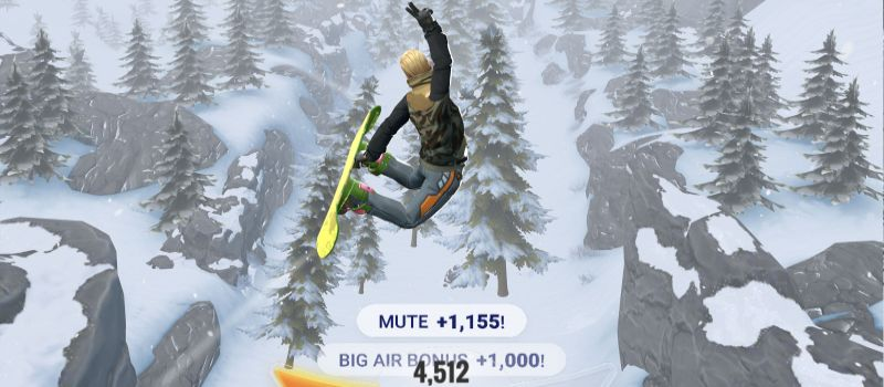 peak rider snowboarding cheats