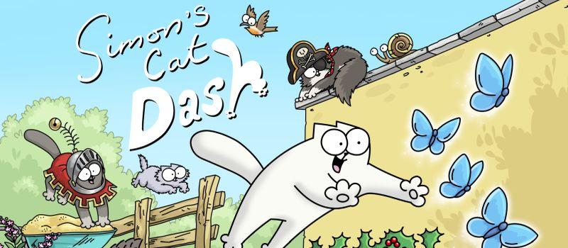 simon's cat dash high score