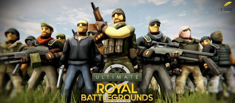 ultimate royal battlegrounds cheats