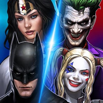 how to upgrade characters in dc unchained