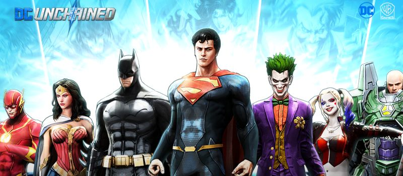how to unlock new characters in dc unchained