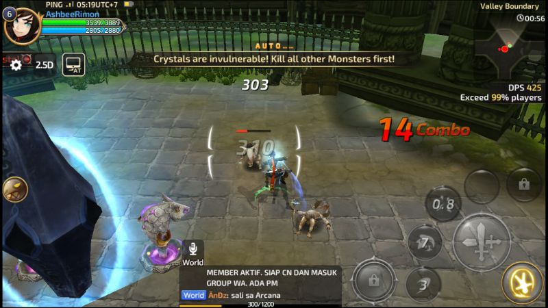 how to kill bosses in dragon nest m