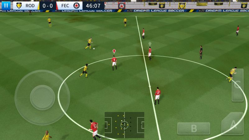 how to defend in dream league soccer 2018