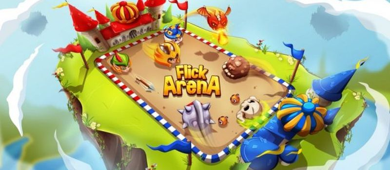 flick arena cheats