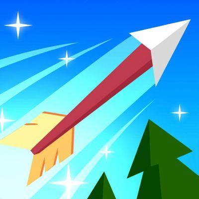flying arrow high score