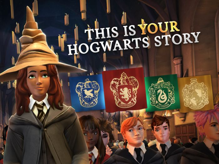 how to play harry potter hogwars mystery