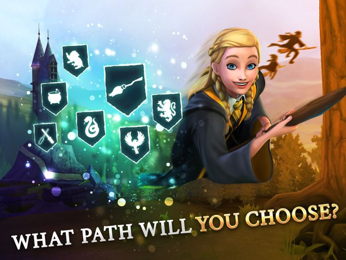 which is the best house in harry potter hogwarts mystery