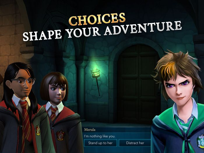 harry potter hogwarts mystery quests