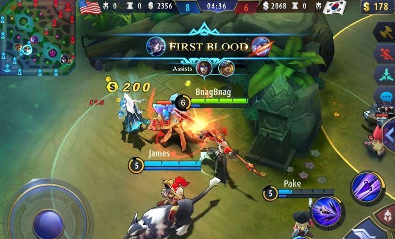 mobile legends bang bang hero rotation