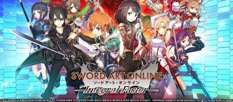 sword art online integral factor beginner's guide