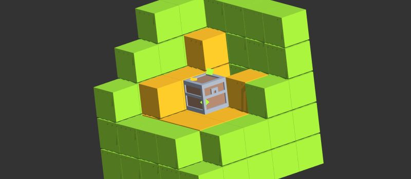 the cube what's inside high score