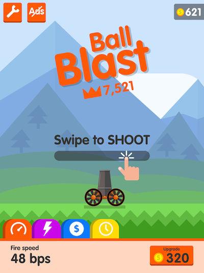 ball blast voodoo high score