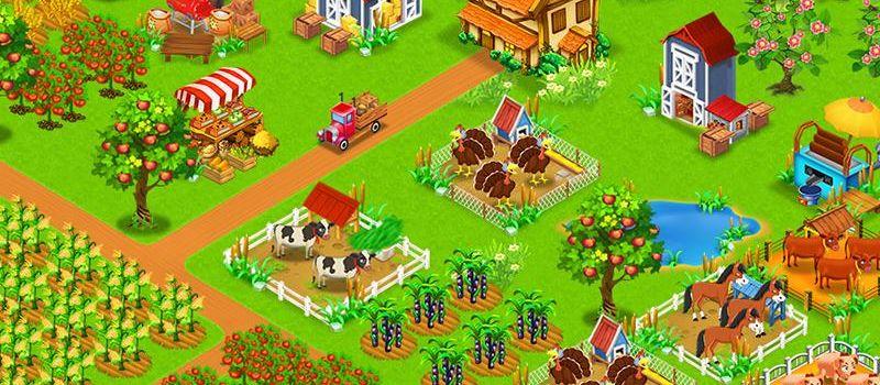big farm life cheats