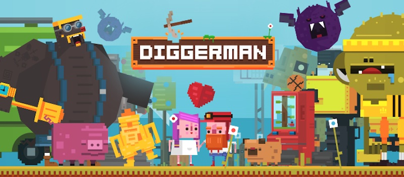 diggerman cheats