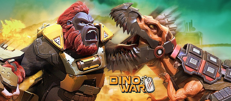 dino war guide