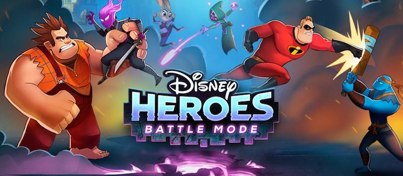disney heroes battle mode guide