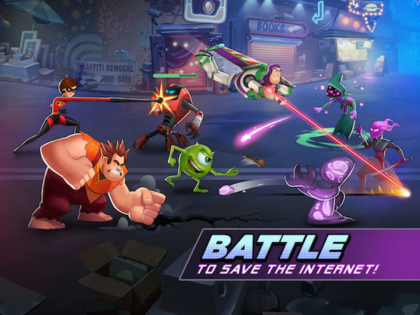disney heroes battle mode campaign mode tips