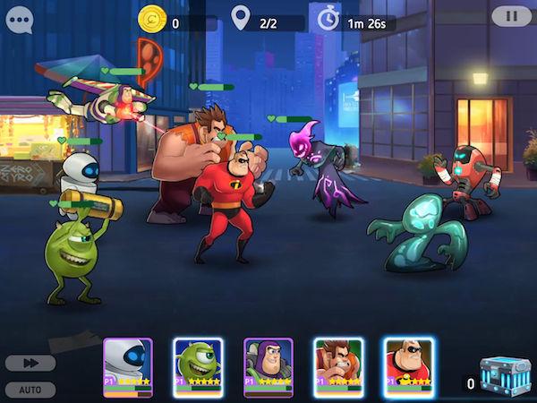 disney heroes battle mode best battle strategies