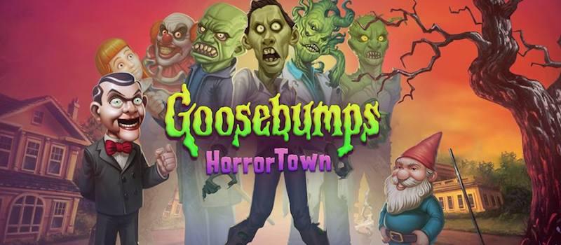 goosebumps horrortown tips