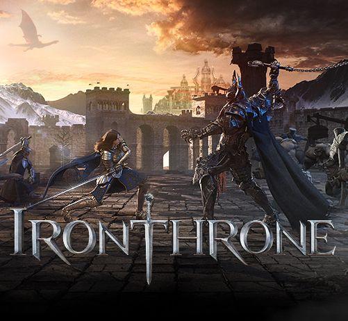iron throne pre-registration