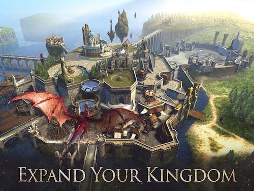 iron throne kingdoms tips