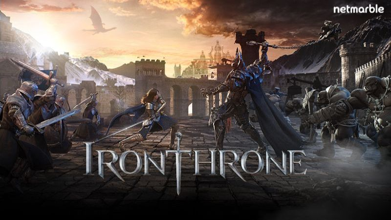 iron throne netmarble