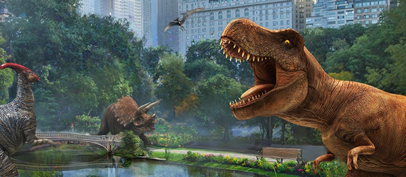 jurassic world alive guide