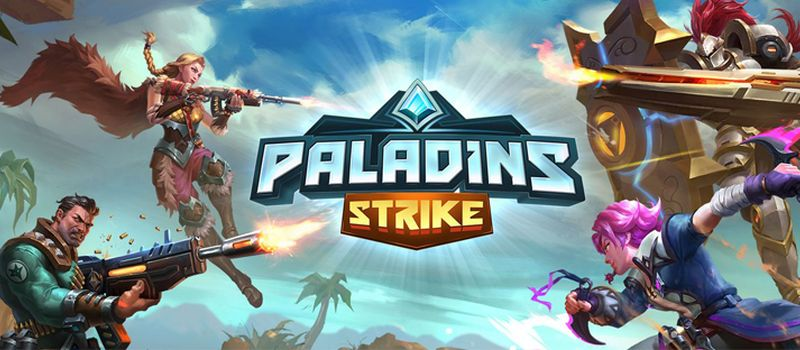 paladins strike beginner's guide