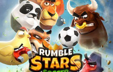 rumble stars soccer tips