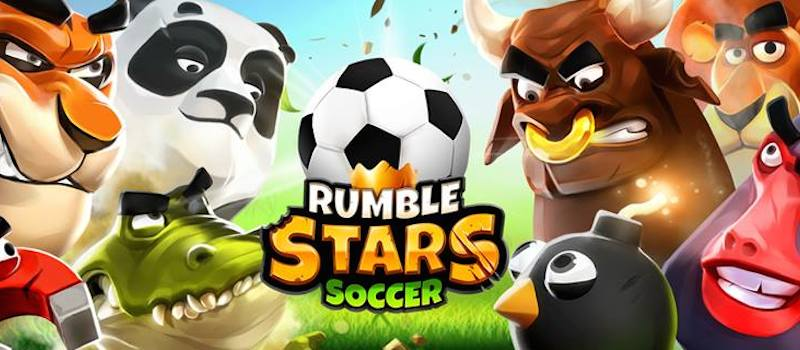 rumble stars soccer tricks